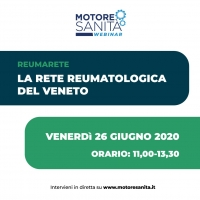 Reumarete. La rete reumatologica del Veneto