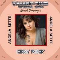 LE INTERVISTE DI TALENT-TIME: ANGELA SETTE