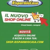 PROSEGUE LA TRASFORMAZIONE DIGITALE DI RISPARMIO CASA  CON IL NUOVO PORTALE DI E-COMMERCE