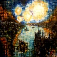 Davide Romanò poeta-pittore dell'immagine e del colore