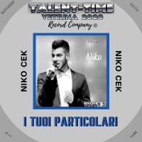 LE INTERVISTE DI TALENT-TIME: NIKO CEK