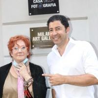 La Milano Art Gallery riapre con Maria Rita Parsi e Salvo Nugnes