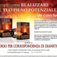 Dianetics in cosa consiste ?