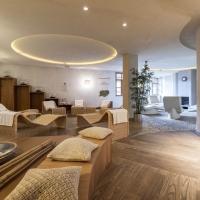 Al Posta Zirm Hotel di Corvara per una vacanza di benessere e relax nell'incantevole cornice delle Dolomiti, potente e straordinaria ricarica naturale