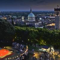 Nei 4 fine settimana dal 31 luglio al 23 agosto: Lonato in Festival 2020 – Spettacoli all'aperto nello scenario della Rocca Visconteo Veneta di Lonato del Garda (Brescia)