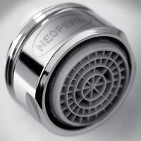CASCADE® SLC di Neoperl. L'aeratore anticalcare