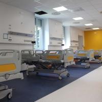 Conclusi i lavori alla terapia intensiva/subintensiva  donata dalla Fondazione De Agostini all'Azienda Ospedaliero Universitaria di Novara