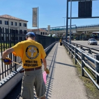 Continuano le attività estive dei Volontari di Scientology a Padova