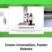 È online il sito di GreenCobot: robotica per l'industria del futuro