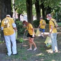Scientology: iniziativa al vicino Parco Falcone