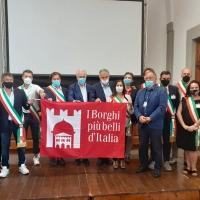Ortignano-Raggiolo alla presidenza de I Borghi Più Belli d'Italia in Toscana