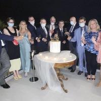 """""""Il Mulino della Signora – Luxury Country House"""" a Sturno AV riconosciuto Locale del Cravattino d'Oro"""" AMIRA"""