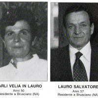- Bologna 2 Agosto 1980-2020: Brusciano presente con il Gonfalone ed il Sindaco Peppe Montanile . (Scritto da Antonio Castaldo)