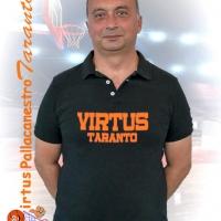 Un pezzo da novanta per la Virtus Taranto: firma Fabio Palagiano