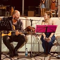 AL GIO' MARE DI PORTO SANT'ELPIDIO SI AVVIA IL SALOTTINO DEL LABORATORIO DEL SANREMO MUSIC AWARDS