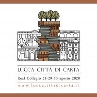 Arriva il festival Lucca Città di Carta