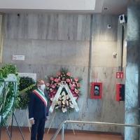 - Bologna 2 Agosto 1980-2020. Il Gonfalone civico ed il Sindaco di Brusciano Peppe Montanile alla 40^ Commemorazione.  (Scritto da Antonio Castaldo)