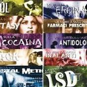 L'INFORMAZIONE E' L'ARMA PIU EFFICACE NELLA GUERRA CONTRO LA DROGA