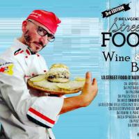 """""""Belvedere"""" di Riccione, tutto pronto per la III edizione di """"Street food Wine & Beer"""", evento dedicato al cibo di strada d'autore italiano. Il palermitano Nino 'u Ballerino tra i protagonisti"""
