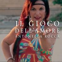 """Antonella Rocca in radio con il nuovo singolo """"Il gioco dell'amore"""""""