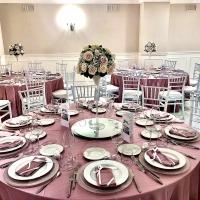 TessitoreRicevimenti.it allestisce l'originale matrimonio a tema autunnale a Villa Marta a Roma