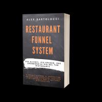 Restaurant Funnel System - il libro che promette di farti trovare più clienti, più spesso, che spendono di più nel tuo ristorante