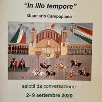 I racconti di Giancarlo Campopiano a Siena , Accademia dei Rozzi