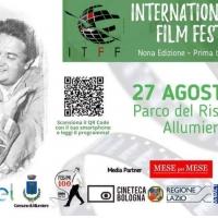 Al via l'International Tour Film Fest con la prima tappa il 27 agosto a Allumiere
