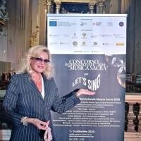 CHIARA TAIGI - Partecipazione straordinaria in Giuria al Concorso Internazionale Musica Sacra 2020 - XV edizione - Roma 1-4 settembre 2020