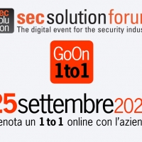 secsolutionforum Go On, non solo formazione ma business matching