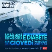Road map Innovazione tecnologica e diabete - Campania, 10 Settembre 2020