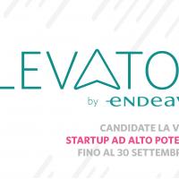 Elevator, al via la call per partecipare al programma di crescita imprenditoriale di Endeavor Italia alle Ogr Torino
