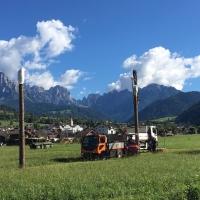 Mezzano di Primiero rappresenta il Trentino a