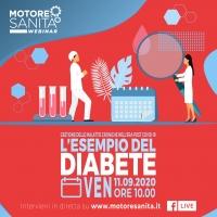 Gestione delle malattie croniche nell'era post Covid-19. L'esempio del diabete - 11 Settembre - ORE 10