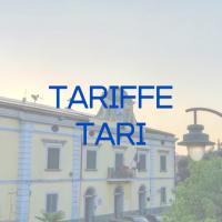 Rideterminazione tariffe tari per gli anni 2015/2016 e 2017 ai cittadini di Cancello ed Arnone