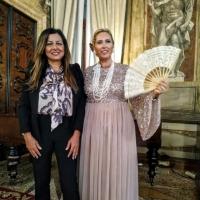 Successo per l'Occhio dell' Arte a Venezia con Lisa Bernardini