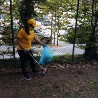 I Ministri Volontari di Scientology si prendono cura del Parco Galvani