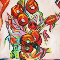 """È online la mostra pittorica """"Arte e vita"""" dell'artista Daniela Veronese"""