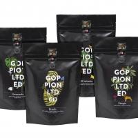 LTD ED: GOPPION CREA LA NUOVA LINEA DI CAFFÈ MONORIGINE