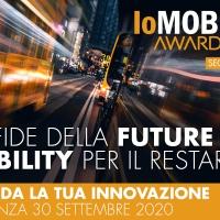 IoMOBILITY AWARDS 2020: candidature aperte fino al 30 settembre