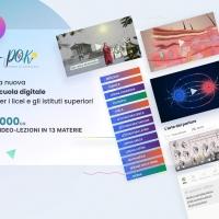 Scuola: arriva PoK, supporto digitale per una didattica di qualità