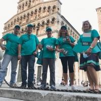 I negozi di Lucca contro la droga