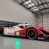Il team Acronis SIT Autonomous parteciperà a Roborace