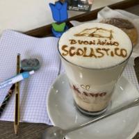 CAFFE' KAMO: UN CAPPUCCINO PER AUGURARE UN BUON INIZIO DELL'ANNO SCOLASTICO!