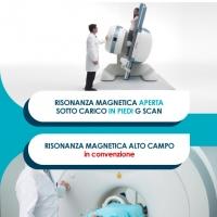 Risonanza magnetica aperta sottocarico in piedi G-SCAN |  Poliambulatorio Sanem Somalia