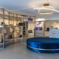 Zurigo: Apre il flagship store GuidoMaggi: il più grande negozio di scarpe con rialzo al mondo