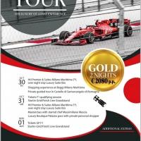 Biglietti F1 per Imola lusso Esclusivo