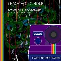 GIORGIO LAVERI. #HASHTAG #CINQUE