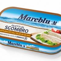 Mareblu celebra la Giornata Mondiale del Cuore con la gamma di Filetti di Sgombro, ricchi di Omega3 e di sapore
