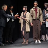 Giulia Barbieri dell'Istituto Modartech vince la 6° edizione di Milano Moda Graduate